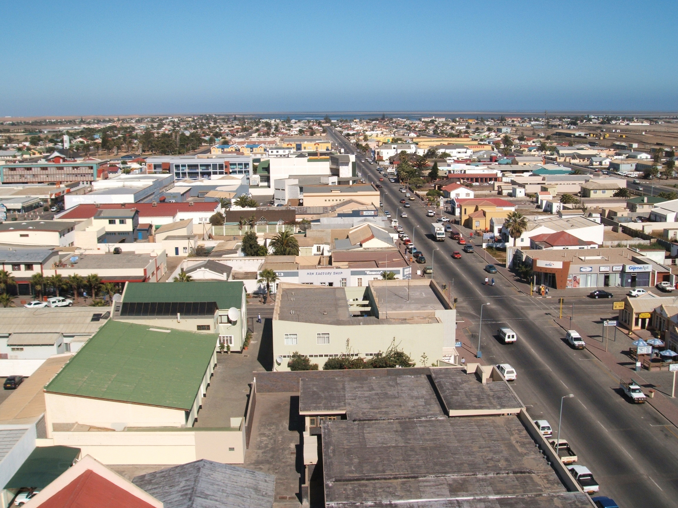 Walvis Bay Namibia  City new picture : Walvis Bay, Namibia